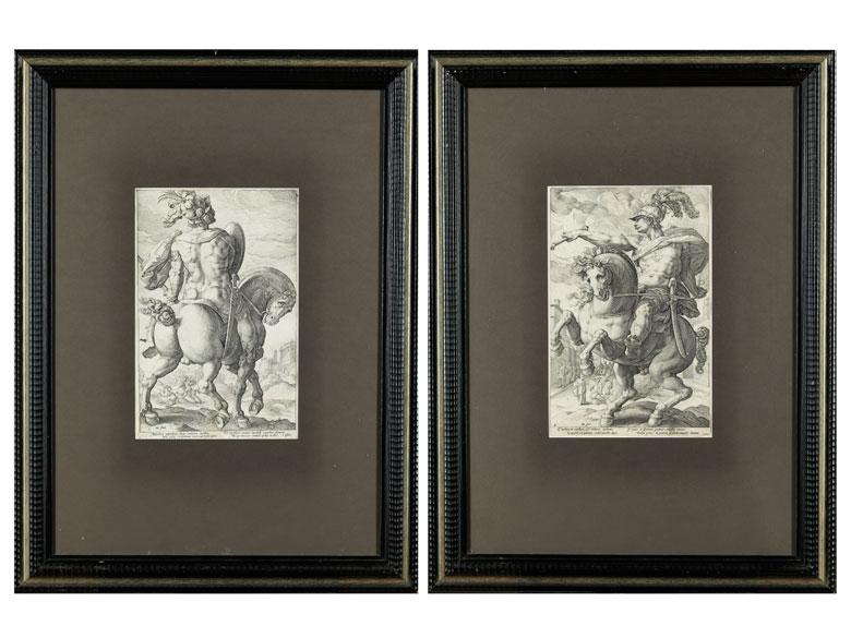 Hendrik Goltzius, 1558 Mühlbrecht – 1617 Haarlem