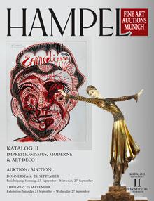 Catálogo II Subastas de septiembre , jueves, 28. septiembre 2017