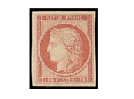 Bedeutende Briefmarken Auction September 2017