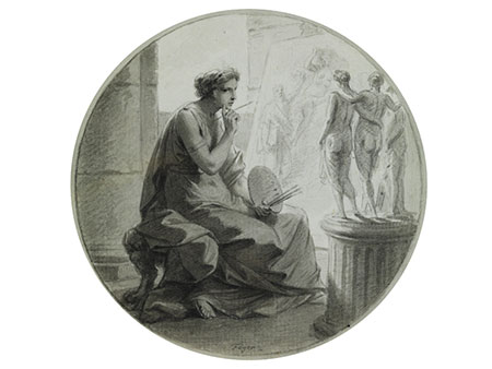 Heinrich Friedrich Füger,  1751 Heilbronn – 1818 Wien, zug.