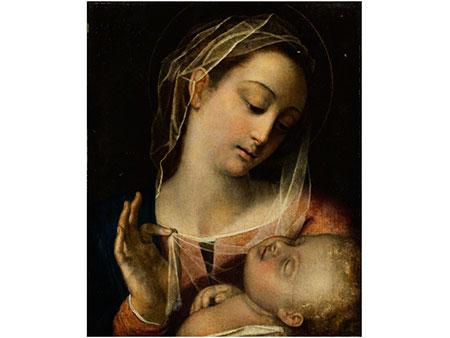 Scipione Pulzone, 1553/54 Gaeta – 1626 Rom, zug.
