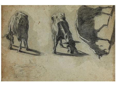 Paulus Potter, 1625 Enkhuizen – 1654 Amsterdam, Art des