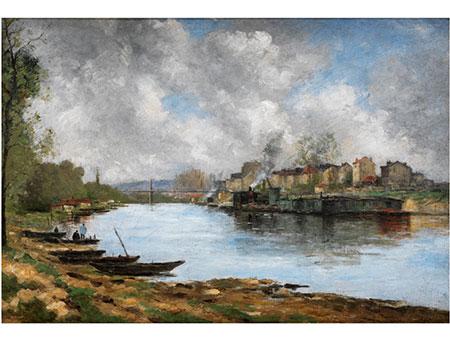 Stanislas Lépine, 1835 Caen – 1892 Paris