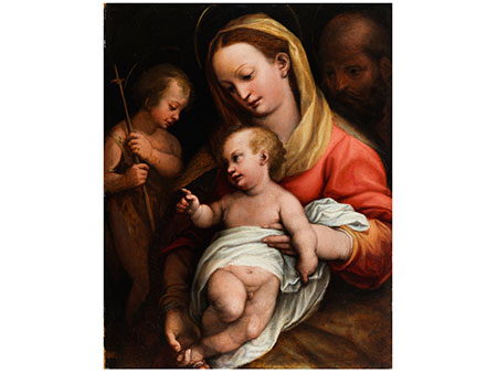 Florentinischer Meister des beginnenden 16. Jahrhunderts