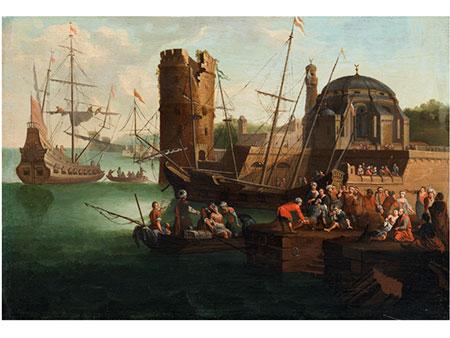 Niederländischer Meister des 18. Jahrhunderts