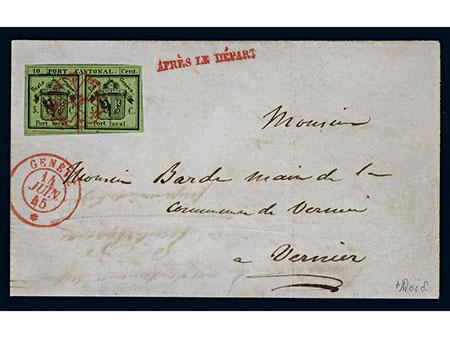 Briefmarke: Schweiz