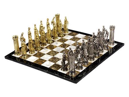 Bedeutendes Schachspiel
