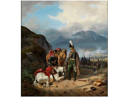 Albrecht Adam, 1786 Nördlingen – 1862 München