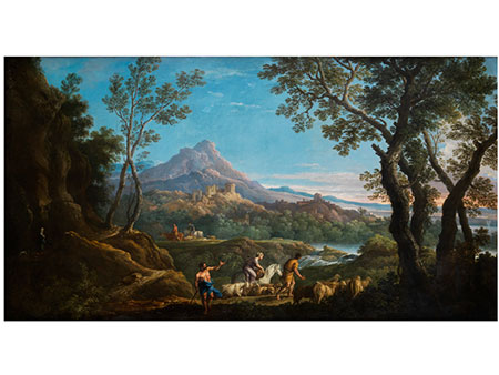 Andrea Locatelli, 1695 Rom – 1741, zug.