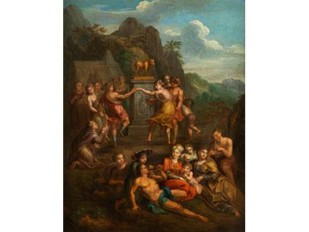 Hendrick Cantelbeeck, um 1650 – um 1725