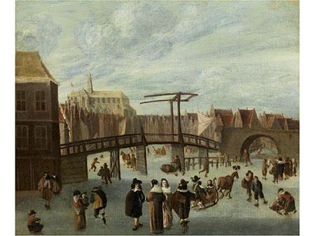 Cornelis Beelt, tätig 1661 – 1702, zug.
