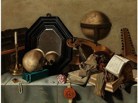 Holländischer Stilllebenmaler des 17. Jahrhunderts