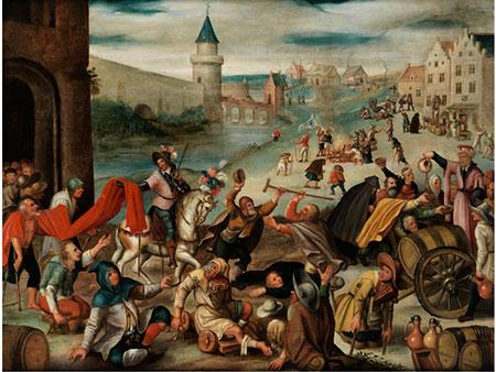 Martin van Cleve, 1527 Antwerpen – 1581 ebenda