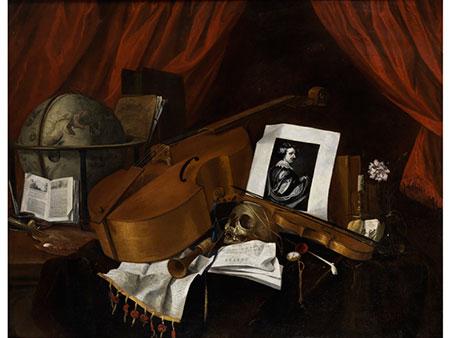Jacques Grief de Claeuw, 1623 Dordrecht – 1694 Leiden