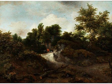 Jacob Isaakszoon van Ruisdael, um 1628 – 1682