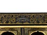Detail images: Kleine Napoleon III-Vitrine im Boulle-Stil