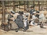 Detailabbildung: Isaac Lazarus Israels, 1865 Amsterdam – 1934 Den Haag