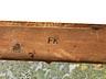 Detail images: Kleine Rokoko-Kommode, gestempelt FK für Friedrich Kruus
