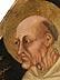 Detail images: Pietro di Giovanni Ambrogio, 1410 Siena – 1449 ebenda, zug.