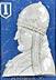 Detail images: Bedeutende museale Majolika-Reliefplatte mit Portraitbildnis Papst Martinus V
