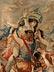 Detail images: Französischer Bildteppich des 18. Jahrhunderts mit historischer Szenerie