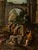 Detail images: Giovanni Paolo Panini, 1691 Piacenza – 1765 Rom, zug./ Werkstattbeteiligung des