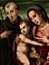 Detail images: Il Puligo, eigentlich Domenico Bartolomeo Ubaldini, 1492 Florenz – bis nach 1527