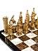 Detail images: Bedeutendes Schachspiel