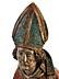 Detail images: Geschnitzte Büste des Heiligen Lambert von Freising (um 895-957)
