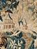 Detailabbildung: Großer Verdüren-Bildteppich