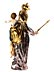 Detail images: Große Schnitzfigur der Madonna mit Kind