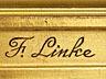 Detail images: Feines repräsentatives Bureau plat, signiert François Linke, 1855 – 1946