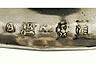 Detail images: Monumentaler Elfenbeinpokal