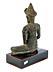 Detail images: Buddhafigur in Bronze