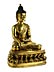 Detail images: Vergoldeter Buddha