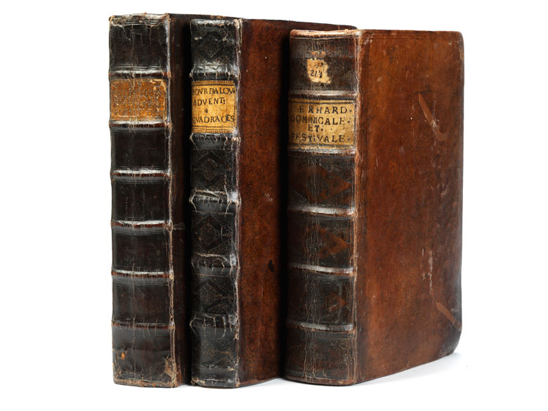 Drei christliche Bücher