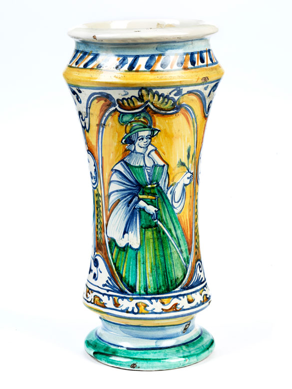 Majolika-Albarello