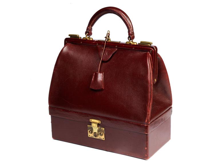 Vintage Hermès-Handtasche