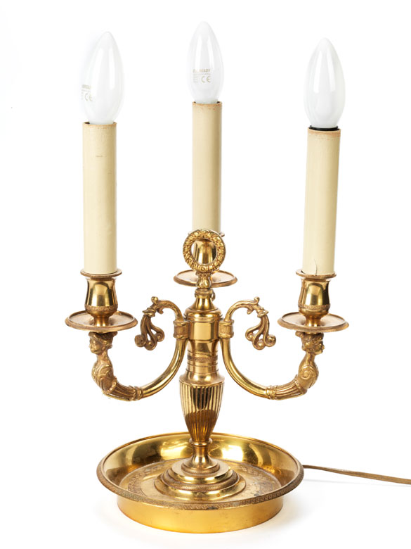 Bouillotte-Lampe