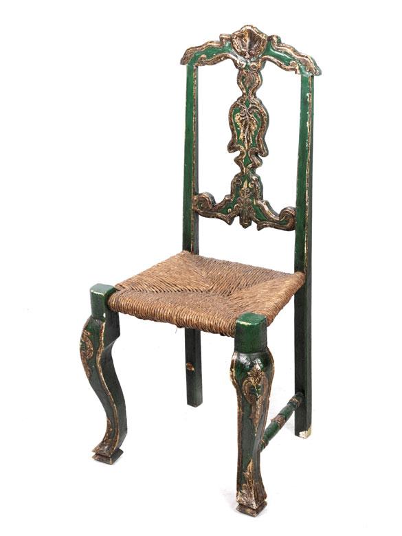 Barock Stuhl Hampel Fine Art Auctions