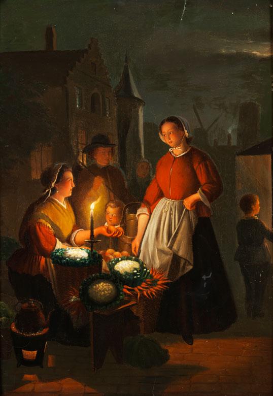 Maler des 19. Jahrhunderts in der Art von Petrus Schendel