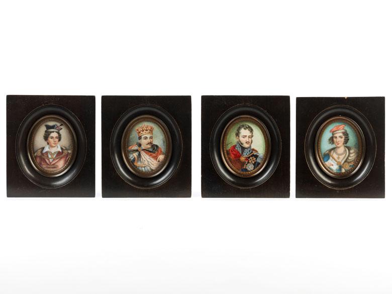 Vier polnische Miniaturen