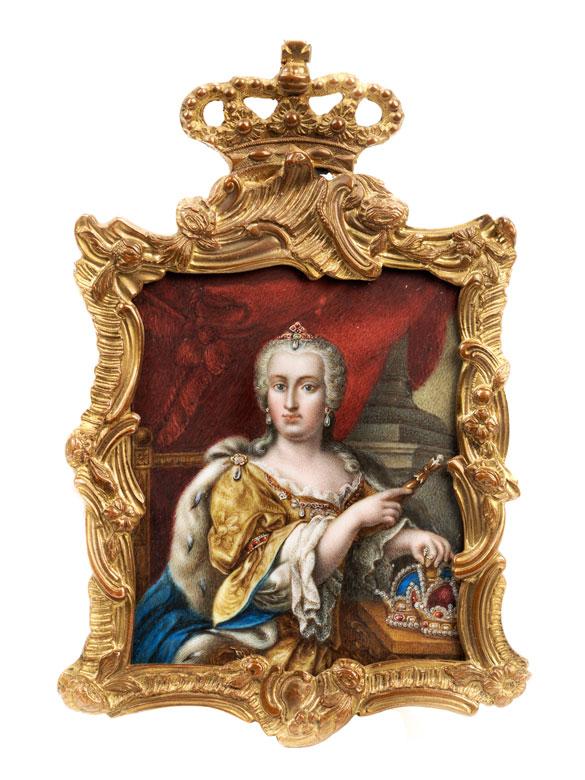 Darstellung einer Königin