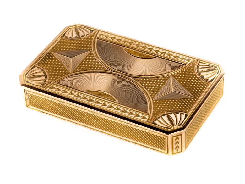 Genfer Golddose