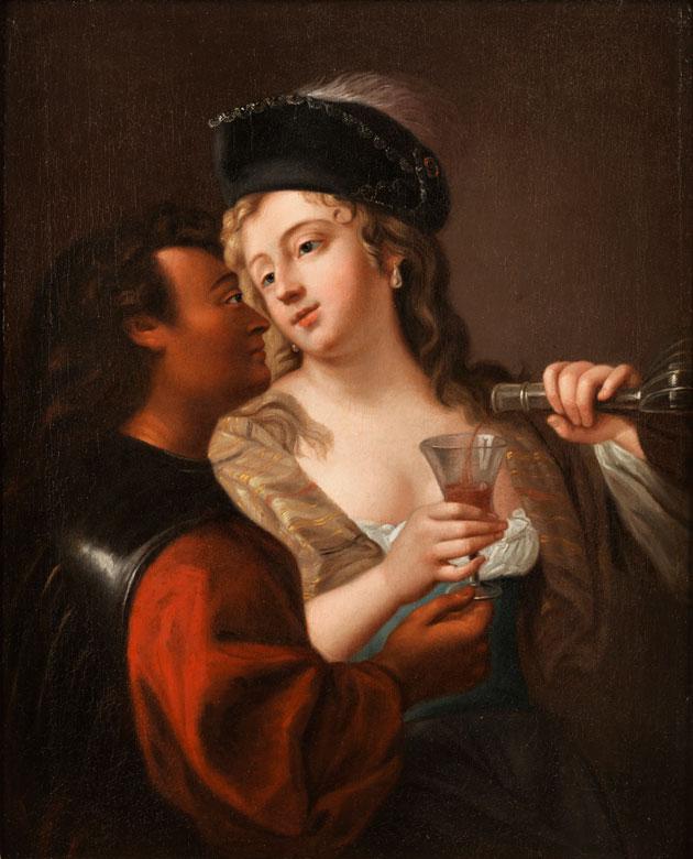 Pietro Antonio Rotari, 1707 – 1762, Umkreis