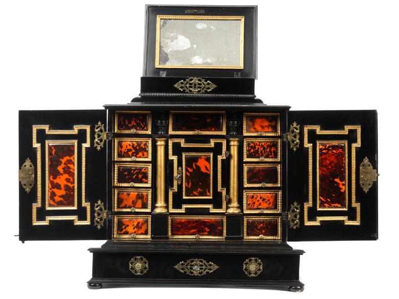 Kabinettkästchen des 17. Jahrhunderts