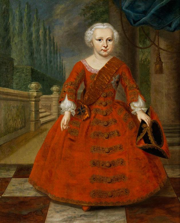 Preußischer Hofmaler des 18. Jahrhunderts