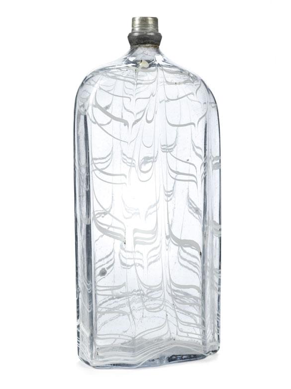 Achtkantflasche