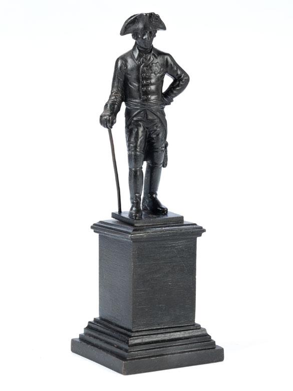Schach-Modellstatuette für Friedrich II