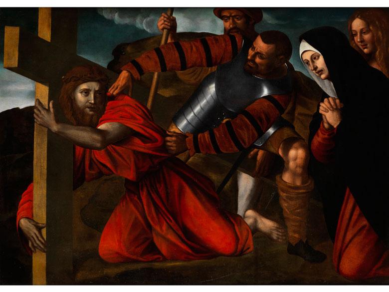 Alessandro Moretto, eigentlich Alessandro Bonvicino da Brescia, 1490/98 Brescia – 1554, Umkreis des